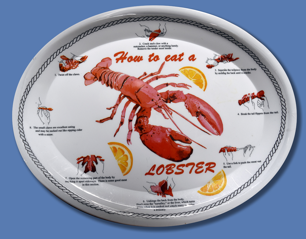 """techniques """"how to eat maine lobster""""  cuisinology"""